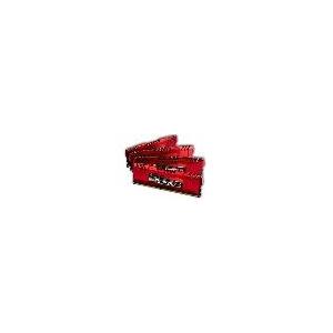 G.Skill F3-14900CL10Q-32GBZL RipjawsZ ZL DDR3 RAM 32GB (4x8GB) Quad 1866Mhz CL10