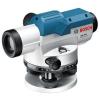 Bosch ipari  GOL 26 D Optikai szintezőkészülék + BT 160 állvány + GR 500 szintezőléc