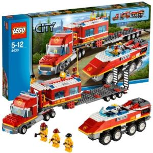 LEGO City - Tűzoltó kamion 4430