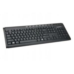 Gigabyte KEYBOARD GK-K6150 USB Fekete