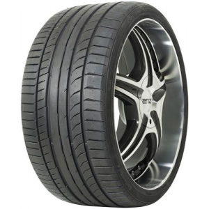 Continental SportContact 5 SUV XL 275/45 R19 108Y nyári gumiabroncs