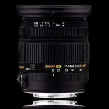 Sigma 17-50mm F/2.8 EX DC HSM Sony objektív