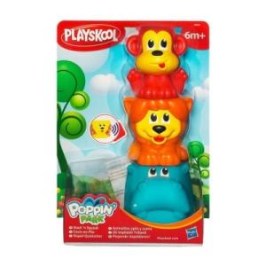 Playskool Playskool Mókás állat torony