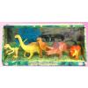 Dinoszaurusz készlet, 4 féle