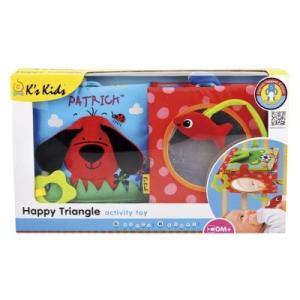 K's Kids tükrös foglalkoztató kiságyba