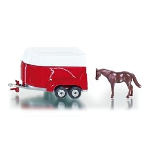 Siku 1020 Ló szállító pótkocsi