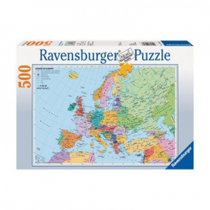Ravensburger Európa térkép 500 db