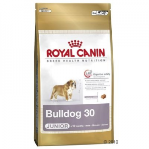 Royal Canin Breed Bulldog 30 Junior - 12 kg