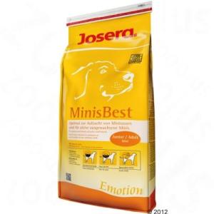 Josera MinisBest - 4 x 4 kg