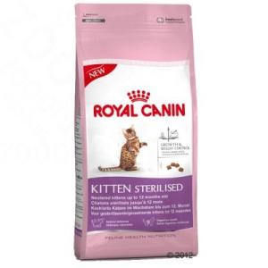 Royal Canin Magyarország Kft. Royal Canin FHN Sterilised +12 400 g