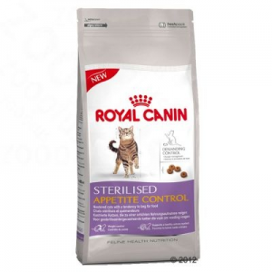 Royal Canin Sterilised Appetite Control - 4 kg
