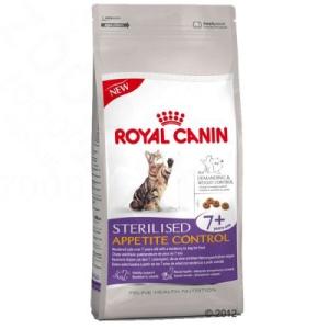 Royal Canin Sterilised 7+ Appetite Control - 3,5 kg
