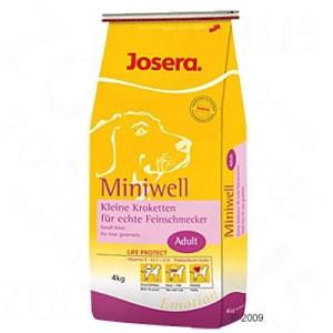Josera Miniwell - 4 kg