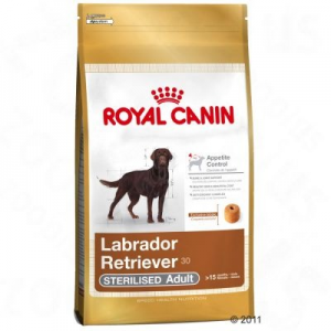 Royal Canin Sterilised Labrador Retriever Adult - 2 x 12 kg