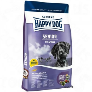 Interquell Happy Dog Supreme Fit amp; Well Senior - 2 x 12,5 kg