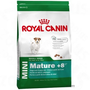 Royal Canin Mini Mature +8 - 8 kg