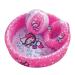 HELLO KITTY Gumimedence szett - úszógumival és labdával