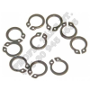 Seeger gyűrű 8,10,12,14,15,16,17,18mm