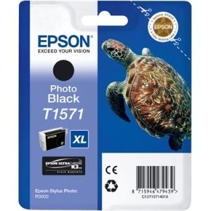 Epson T1571 Black  C13T15714010
