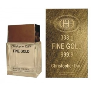 Christopher Dark Fine Gold EDT 100 ml