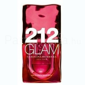 Carolina Herrera 212 Glam EDT 60 ml