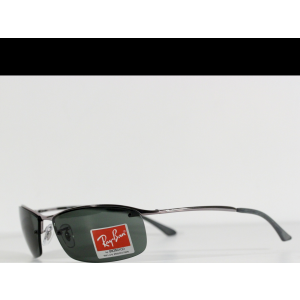 "Ray-Ban Ray-Ban RB3183 002/81 ""Top Bar"" napszemüveg"