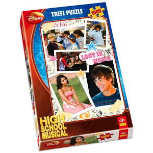 High School Musical 1000 db-os puzzle