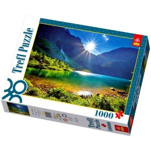 Trefl Morskie Oko tó, Tátra 1000 db-os puzzle