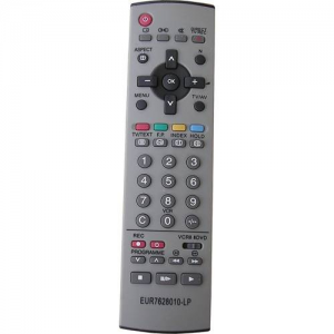 Panasonic EUR7628010 Távirányító