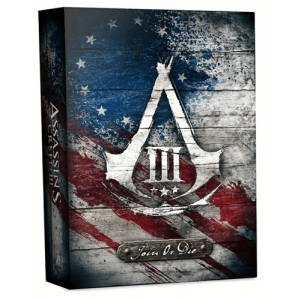 Ubisoft Assassin's creed III PS3