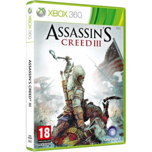 Ubisoft Assassin's Creed III XBOX 360