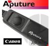 Aputure AP-R3C távkioldó ( Canon TC-80N3 ) távkioldó, távirányító