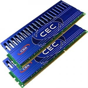 CSX Overclocking KIT2 4GB 1333MHz