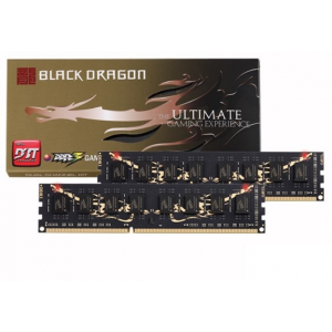 Geil KIT 8GB 1600MHz Black Dragon