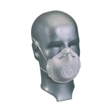 Ekastu Sekur EKASTU SAFETY Sekur Mandil FFP2 szűrőosztályos, szelep nélküli 12db-os porvédő maszk, légzésvédő maszk készlet