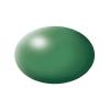Revell Festék, páfrányzöld, selymesmatt, színkód: 360 RAL, színkód: 6025, 18 ml, Revell Aqua
