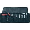 BASETECH Elektronikai szerelő készlet táskában 25 részes, Basetech 814492