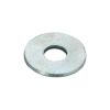 Toolcraft Lapos alátét DIN 9021 A2 M6, 100 részes