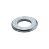 Toolcraft Lapos alátét DIN 125 ZN B 3.2, 100 részes