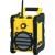 Clatronic BR 816 outdoor, fröccsenő víz ellen védett rádió