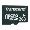 Transcend Micro SD kártya 2GB Card Only