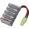 Conrad energy NiMH 2/3 AAA 12V / 350mAh tömb kialakítású Mini Tamiya csatlakozással ellátott akkupack
