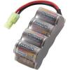 Conrad energy NiMH 2/3 A 9.6V / 1300mAh tömb kialakítású Mini Tamiya csatlakozós akkupack