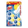 BREF Power Aktiv toalett illatosító 2 x 51 g Lemon (golyós)