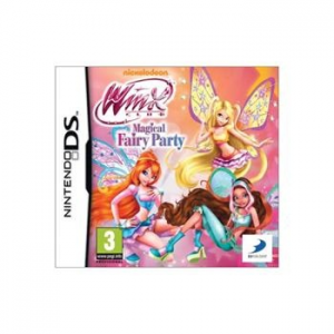 Winx: Magical Fairy Party - NDS