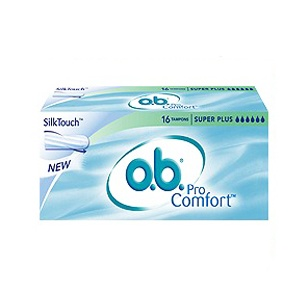 O.B. ProComfort - Super Plus Tampon 16 db női