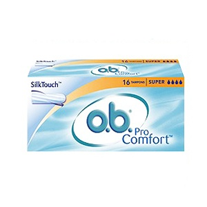 O.B. ProComfort - Super Tampon 16 db női