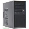 """Chieftec MESH Mini Tower Táp nélküli Black CT-01B-OP Black,2x5,25"""",1x3,5"""",microATX,2xUsb,Audio,Táp nélkül,425x180x352mm,1x"""