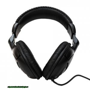 ACME CD-850 Mikrofonos fejhallgató Headset,2.0,3.5mm,Kábel:2,1m,60Ohm,20-20000Hz,Mikrofon,Black
