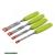 favéső készlet műanyag nyél, bliszteren ; 4db-os: 6-12-18-24mm